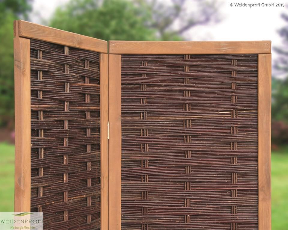 bambuszaun weidenzaun naturzaun holzzaun. Black Bedroom Furniture Sets. Home Design Ideas